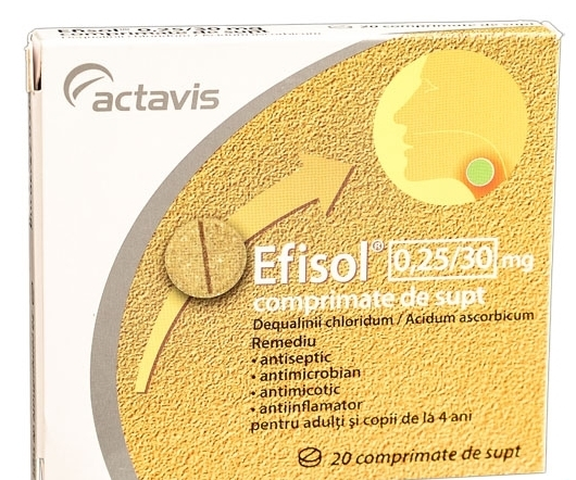 Efisol Таблетки Инструкция - фото 10