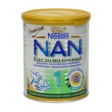 Смесь Nestle нан кисломолочный 1 400 г
