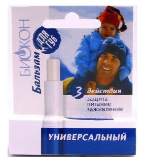 БИОКОН бальзам д/губ универсальный 4,6 г