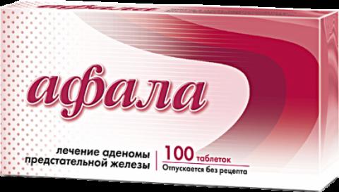 Афала таб. гомеопат №100
