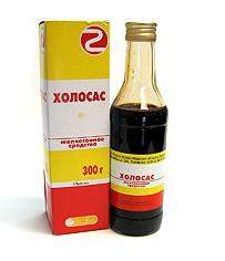 Холосас сироп 250,0