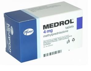 Медрол таб. 4 мг №30