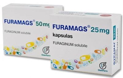 Фурамаг капс. 50 мг №30