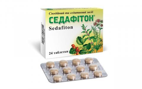 Седафитон таб. №48