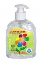 Мыло жидкое Семицветик с экстр.7 трав 300 мл