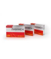 Ламифен таб. 250 мг №28