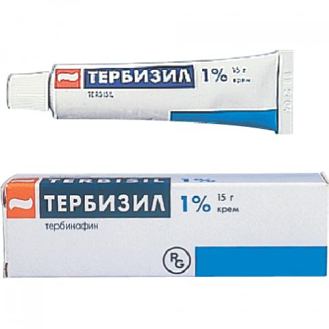 Тербизил крем 1% - 15,0