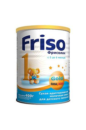 смесь Фрисолак 1 400 г