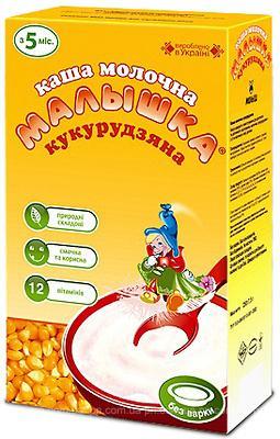 каша Малышка Хорол мол кукуруза 250 г
