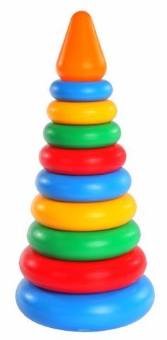 Вадер игрушка развивающая Пирамидка 39103