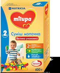 смесь Милупа 2 600 г