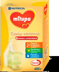 Смесь Милупа 1 600 г
