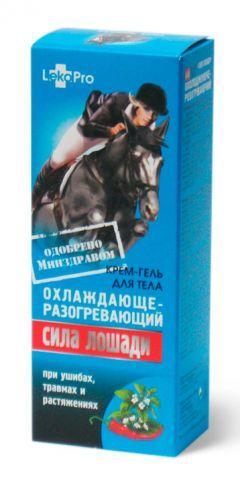Сила лошади охлаждающе-разогревающий крем-бальзам 75 мл