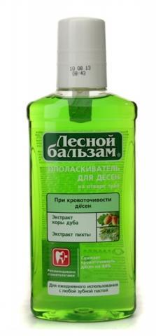 ополаск пол. рта Лесной бальз кора дуба/пихта 250 мл