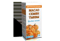 масло семян тыквы 100 мл