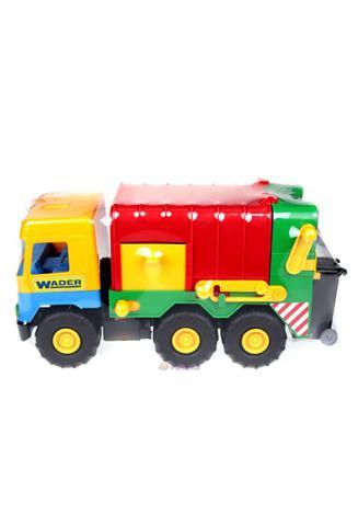Вадер машинка Middel Truck мусоровоз 39224