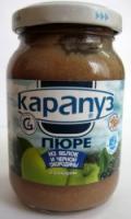пюре Карапуз яблоко черн смор с 2мес. 200 г