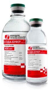 сода-буфер р-р д/инф. 4,2% - 100 мл