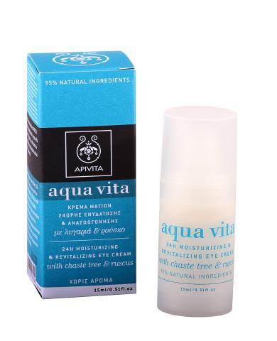 АпиВита Aqua Vita увлажн.с фито-эндорф.авраамового дерева д/кожи вокруг глаз 15 мл