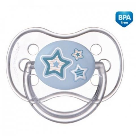пустышка Canpol силикон кругл. Newborn baby от 6 до 18 мес. 22/563