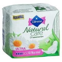Либресс натурал каре ультра нормал прокладки №10 (3300)