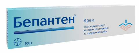 бепантен крем 5% - 100,0