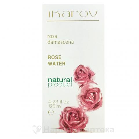 Розовая вода Елена 125 мл