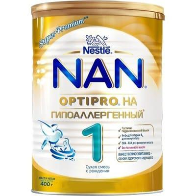 Смесь Nestle Нан Н.А. 1 400 г