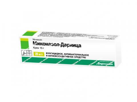Міконазол Дарниця крем 2% - 15,0