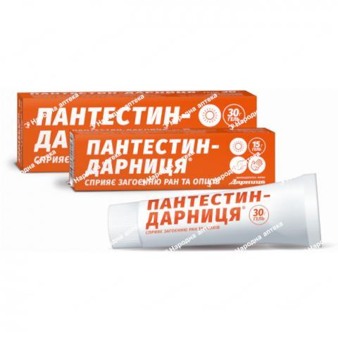 Пантестин Дарница гель 15,0