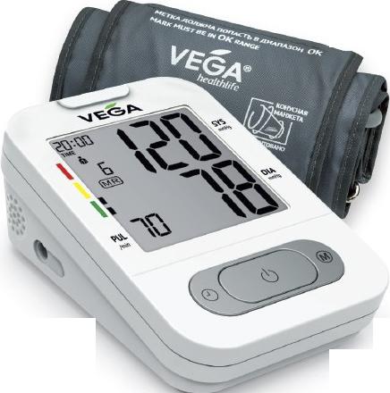 тонометр цифр. Vega VА-350 автомат