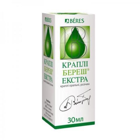 Береша Екстра к-лі 30 мл