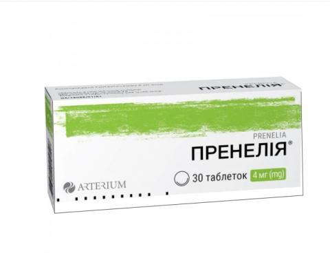 пренелія таб. 4 мг №30