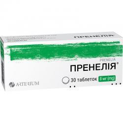 пренелія таб. 8 мг №30