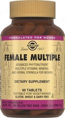Солгар витаминный комплекс для женщин таб. №60